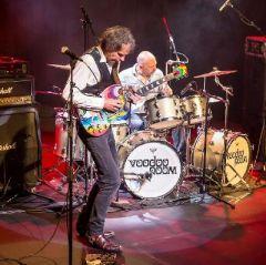 Voodoo Room: The music of Hendrix, Clapton & Cream