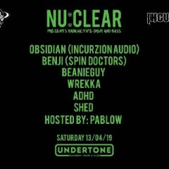 Nu:Clear Presents // Radioactive Drum and Bass 2