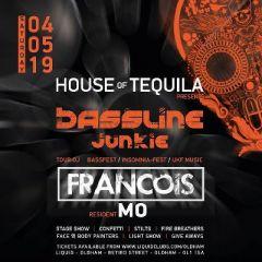 Bassline Junkie: Guest DJ Francois