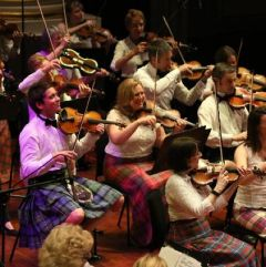 The Scottish Fiddle Orchestra Summer Concert