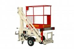 Trailer Mounted Aerial Work Platform Matilsa Par