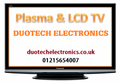 Plasma TV Repair - Duotech Electronics