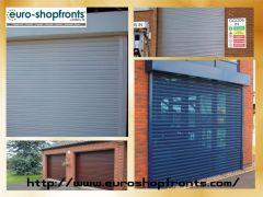 Garage Shutters  Euro Shopfronts