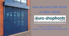 Open Grill Roller Shutters