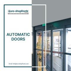 Auto Swing Doors In London
