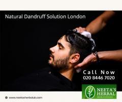 Natural Dandruff Solution London