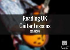Guitar lessons  from an experienced performer