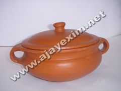 Clay Kitchenware Pot