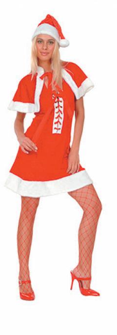 Miss Santa Costume