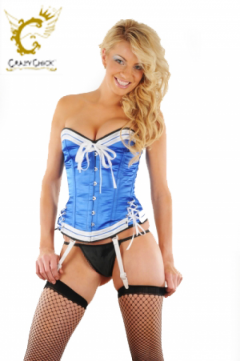 Crazy Chick Sailor Basque