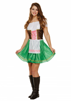 Adult Bavarian Lady Costume