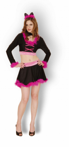 Adult Purring Costume by Wholesale connections