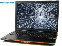 Laptop Display Replacement By Fix A Gadget