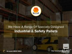 High Quality Industrial Pallets For Storage Solutions