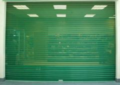 Security Roller Shutters for windows- DKshopfronts, UK