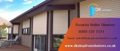 Security Roller Shutters For Your Business
