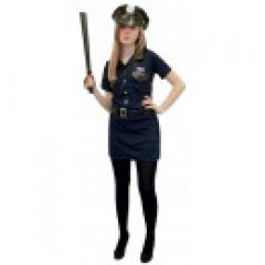 Police badge fancy dress