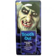 HALLOWEEN TOOTH BLACKOUT - AGE 13