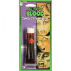 TUBE OF VAMPIRES BLOOD FAKE HALLOWEEN - AGE 13