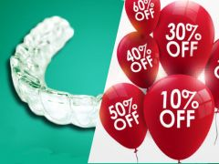 Teeth Straightening Treatment at Discounted Price