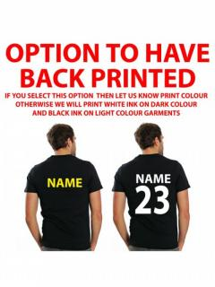 Promotional Plain T-Shirts In London