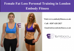 Female Fat Loss Personal Training in London