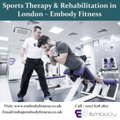 Sports Therapy & Rehabilitation in London