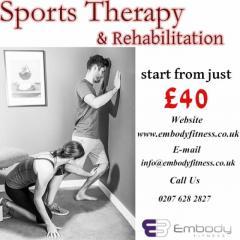 Sports Therapy & Rehabilitation
