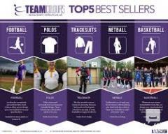 Design Custom Team Sportswear, Uniforms & Jerseys Fast