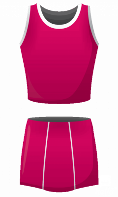 Design Your Netball Kit In Your Teams Colours