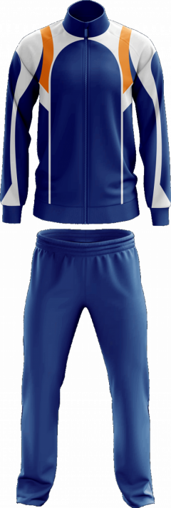 Custom Printed Track Suits From Team Colours
