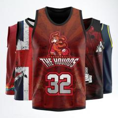 Custom Basketball Jerseys & Uniforms From Team Colours