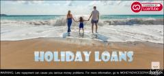Loans for Holiday | London | Apply Now