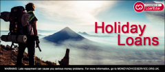 Holiday Loans UK - Instant Decision - Oyster Loan UK