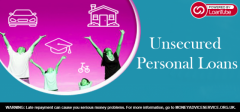 Unsecured Personal Loans - Quick Application - UK
