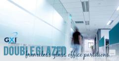 Single Glass and Office Partitions London