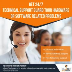 Technical Support Services For Guard Tour Hardware or S