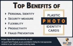 Get Photo ID badges for your staff