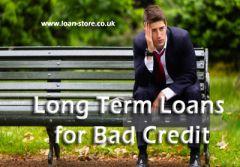 Long Term Loans for Bad Credit No Guarantor