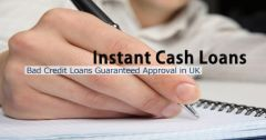 Guaranteed Approval Loans for Bad Credit People