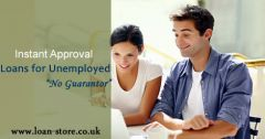 Loans for Unemployed Borrowers - Loan Store