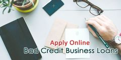 Realistic Offers on Bad Credit Business Loan