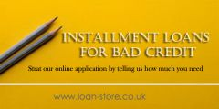 Installment Loans for Bad Credit People on New Feature