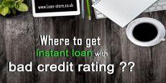Instant Loans Bring Fund Access despite Bad Credit