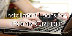 Direct Lender Brings Poor Credit Installment Loans