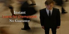 Unsecured Bad Credit Loans For Unemployed  UK