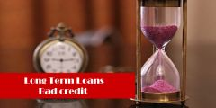 Long Term Loans for Bad Credit People