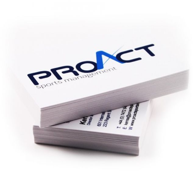 Business Card Printing Services in London