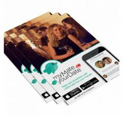 Vital concept print Best in Leaflet Printing