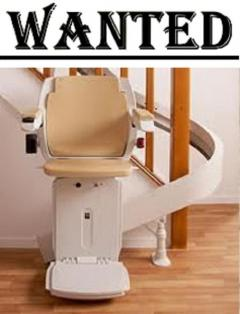 Looking For Second Hand Stairlift Buyer In Uk  C